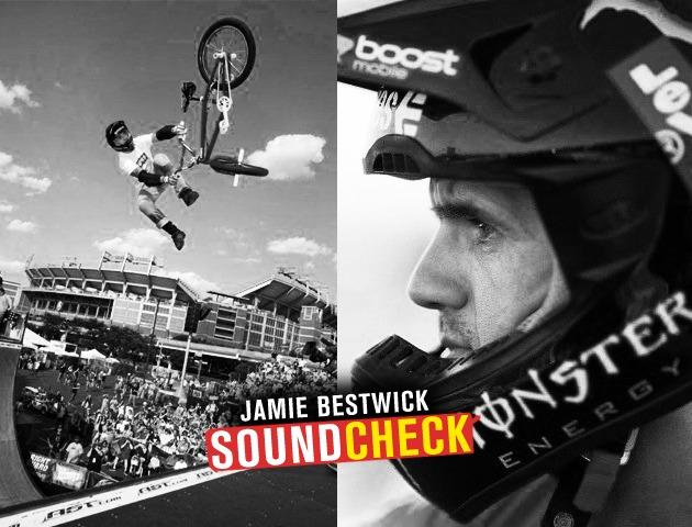Soundcheck: Jamie Bestwick