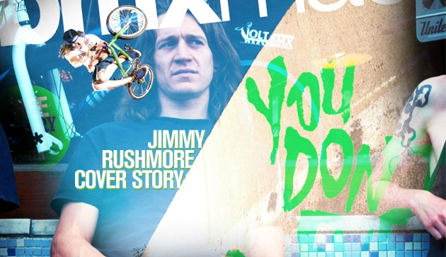 Cover Story: Jimmy Rushmore