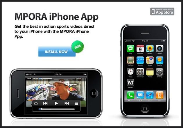 Mpora App Update