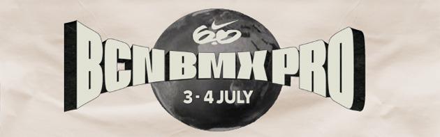 Nike 6.0 BCN BMX PRO Rider list