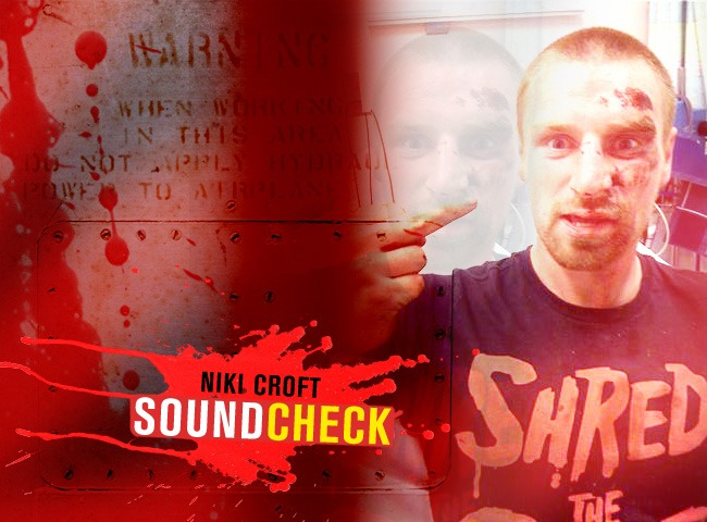 Soundcheck: Niki Croft