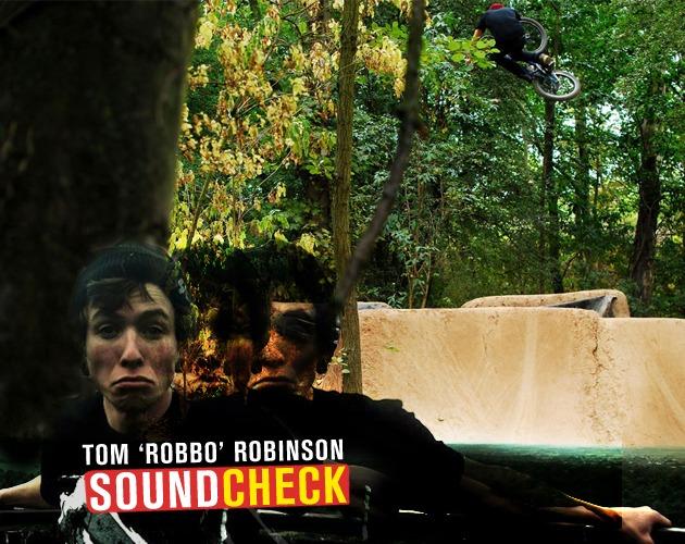 Soundcheck: Robbo