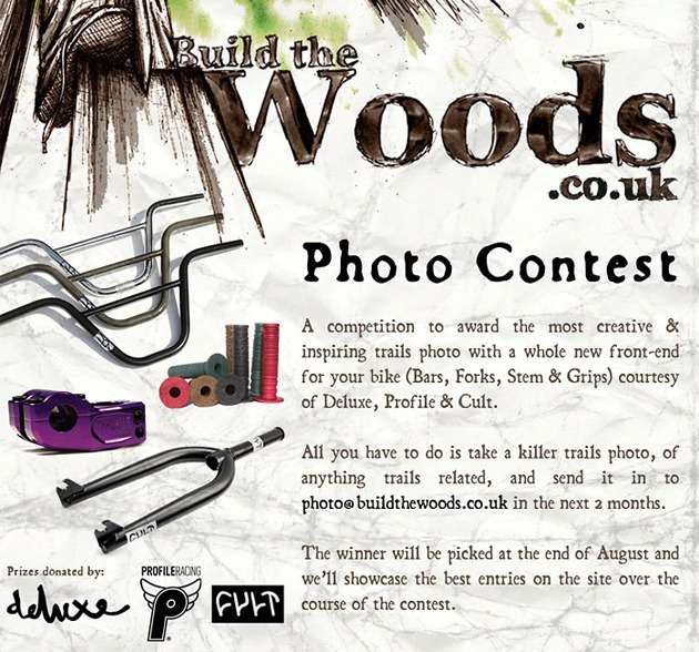 Build The Woods Photo Comp