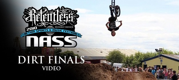 Relentless NASS Dirt Finals