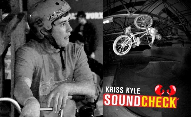 Soundcheck: Kriss Kyle