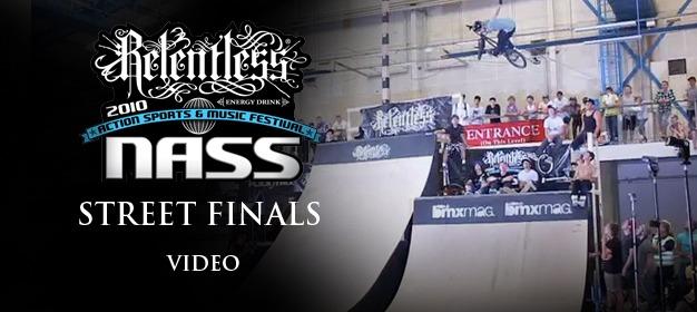 Relentless NASS Street Finals + Results