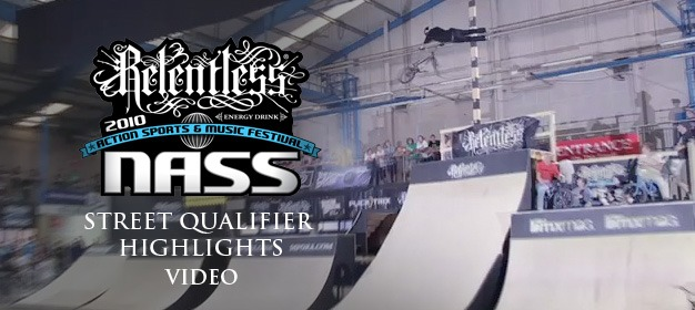 Relentless NASS Street Qualifier Highlights/Results