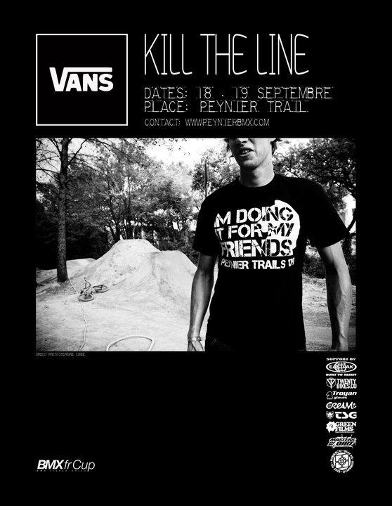 VANS Kill The Line