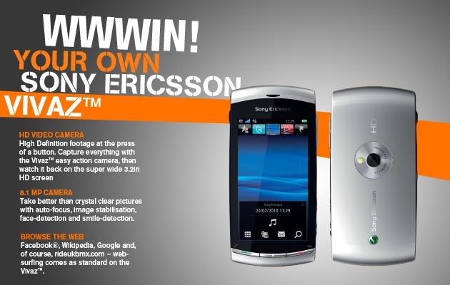 WWWIN: Sony Ericsson Vivaz™