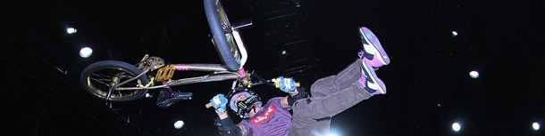 X Games 16: Jamie Bestwick: BMX Vert Final