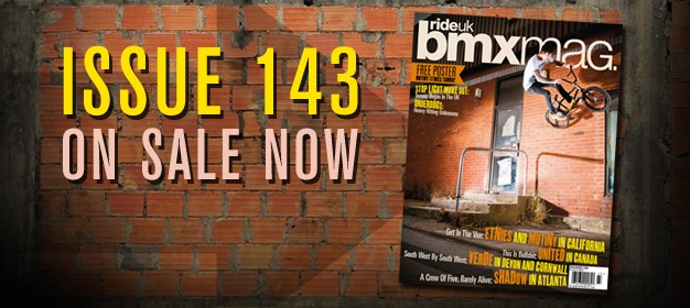 Issue 143 Out Now!