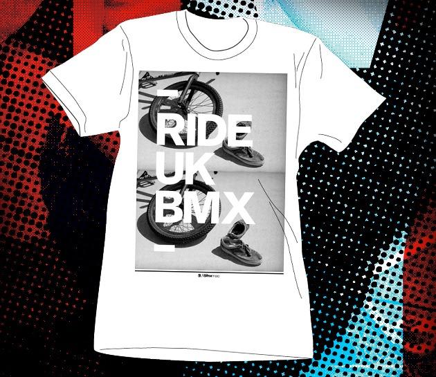 New Ride UK T-Shirt
