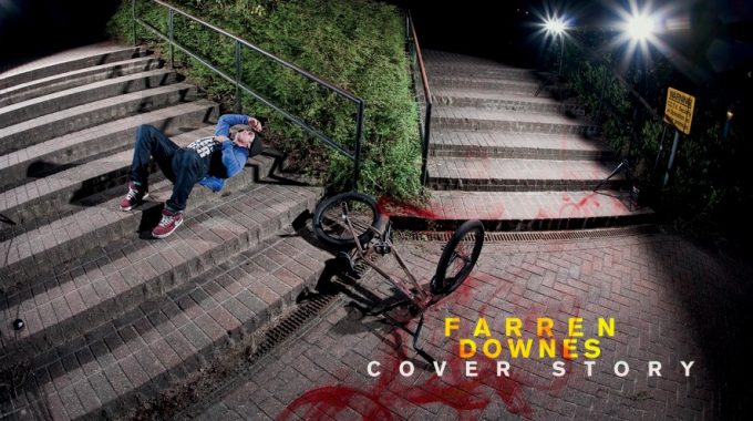 Cover Story: Farren Downes - Issue 144