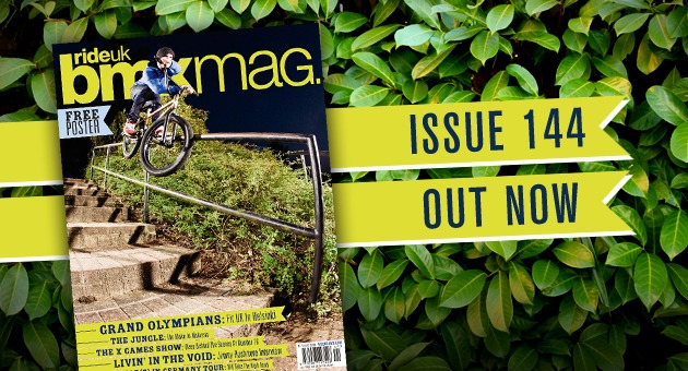 Issue 144 Out Now!