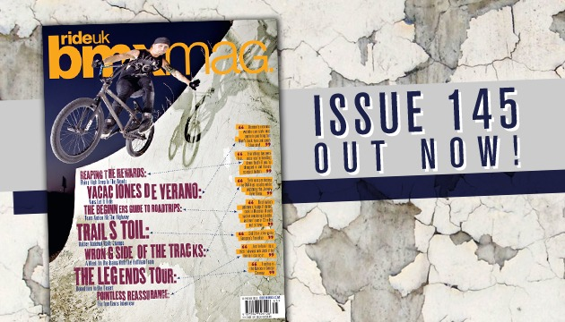 Issue 145 Out Now!