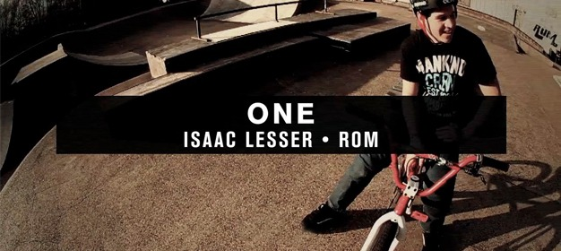 ONE - Isaac Lesser