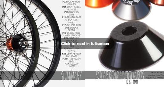 Season Bikes 2011 Catalogue
