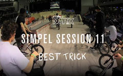 Simpel Session 11 Best Trick Video