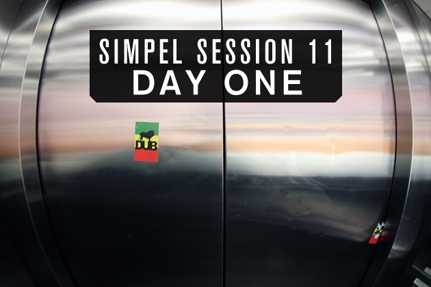 Photo Booth: Simpel Session Day One