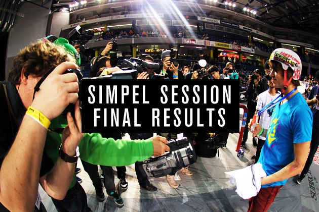 Simpel Session 11 Final Results