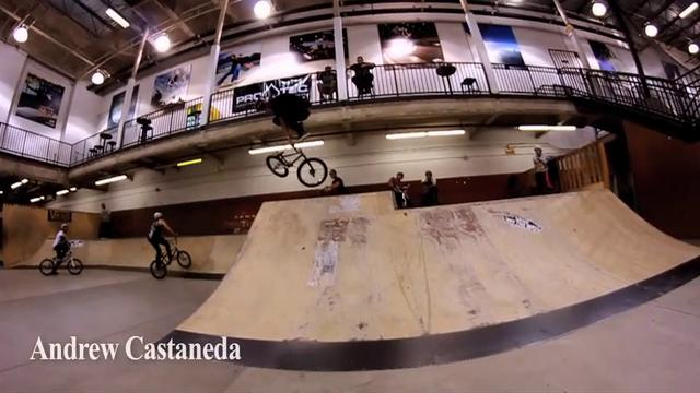 CULT at VANS Skatepark.