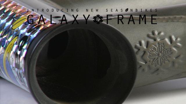 SeasonBikes Galaxy Frame