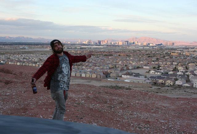 Tammy in Vegas