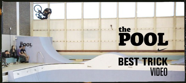Nike presents The Pool – Best Trick Video