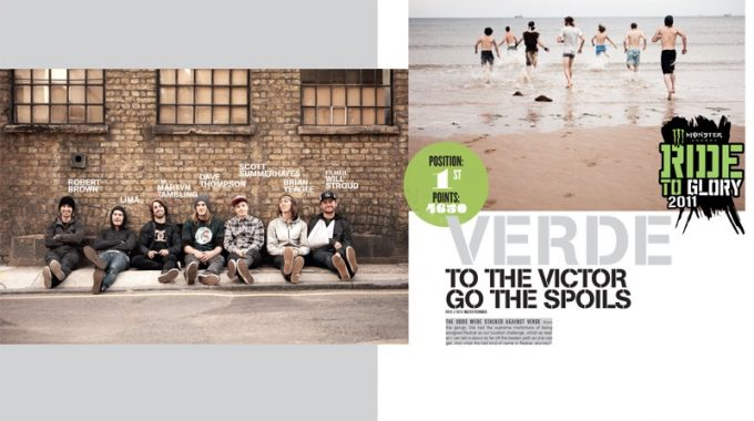 Ride To Glory Issue - OUT NOW!
