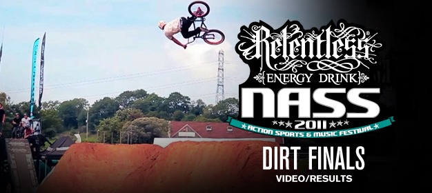 Relentless NASS Dirt Finals - Video / Results