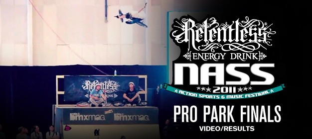 Relentless NASS Park Finals – Video / Results