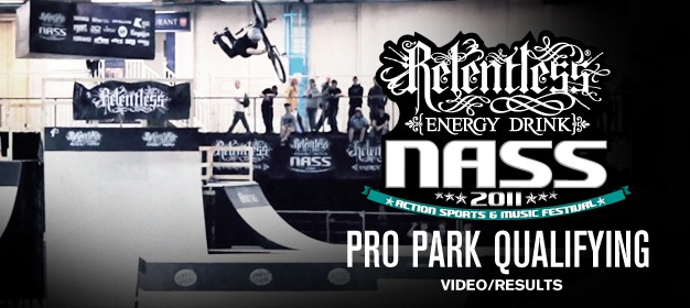 Relentless NASS Park Qualifying - Video / Results