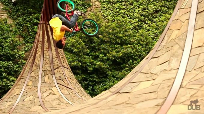 Ride To Glory - Vote DUB BMX!
