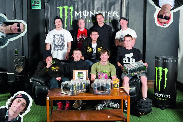 Ride To Glory - DUB BMX Win video votes!