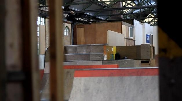 Dean Cueson at Creation Skatepark