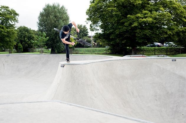 Spot Check: Newbury Skatepark