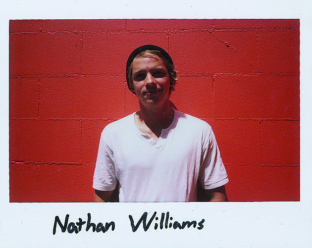 Q&A with Nathan Williams