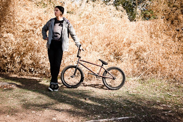 Pro Bike Check: Nathan Williams