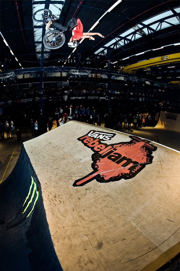 VANS Rebel Jam 2011: Finals Photos + Results