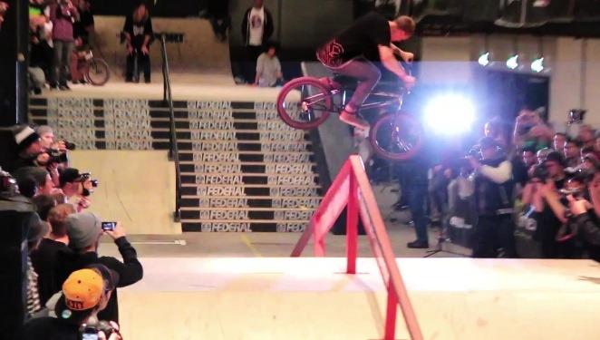 VANS Rebel Jam 2011: Street Qualifying highlights video.