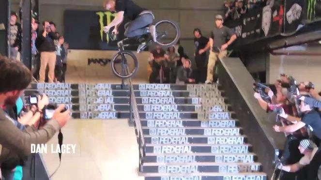 VANS Rebel Jam 2011: Street Finals Video