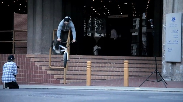 Vince Mayne and Billy Cooper edit
