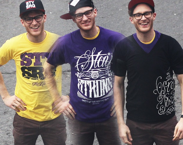 Friday Comp: Stay Strong Apparel
