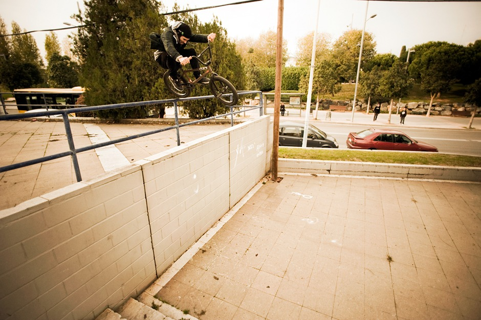 Dak hops this rail to flat for some #eq...