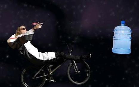 Tom Dugan in Space