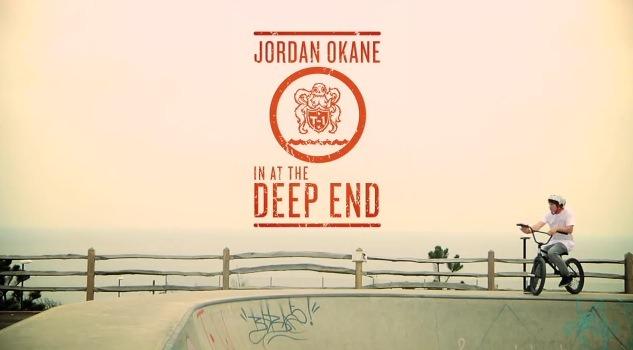 Jordan OKane: In At The Deep End