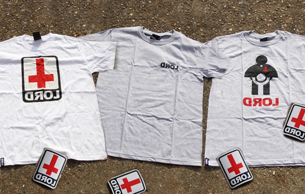 Friday Comp: A Lord T-shirt package.