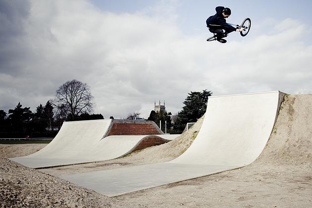 Spot Check - Earley Skatepark