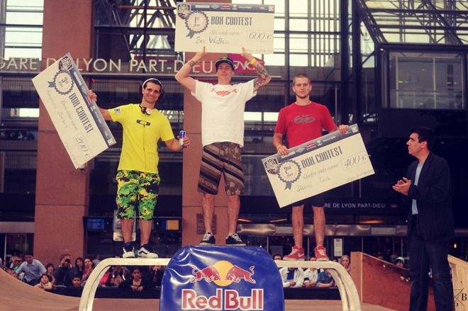BMX Street Station Photos and Results