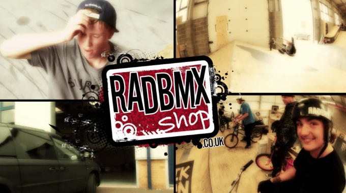 RADBMX Shop at Our House